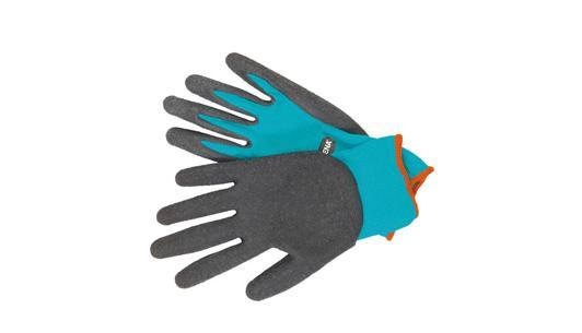Перчатки садовые для работы с почвой Gardena 00206