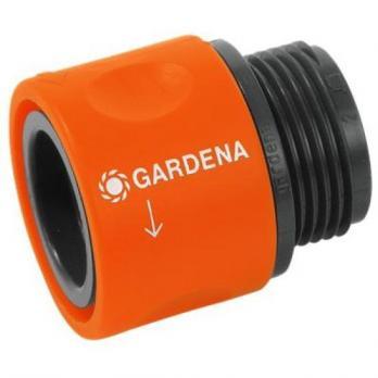 """Gardena 02917-26.000.00 коннектор для резьбовых шлангов 3/4"""""""