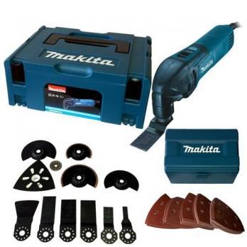 Многофункциональный инструмент (реноватор) Makita TM 3000 CX3J