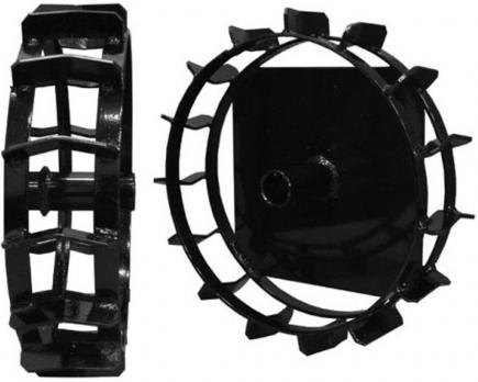 Комплект металлических колес для Husqvarna TF 230