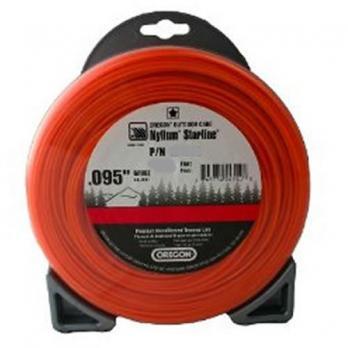 Леска для триммера RED STARLINE 3.0мм/9м 580001R