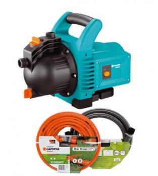 Насос GARDENA Classic Garden Pump Set 3000/4(01717-20)
