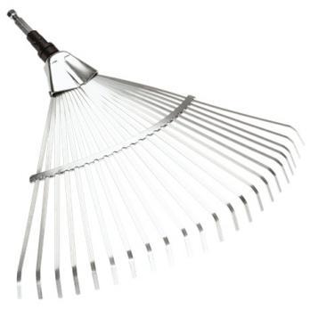 Грабли стальные веерные регулируемые (насадка для комбисистемы) 03103-20.000.00