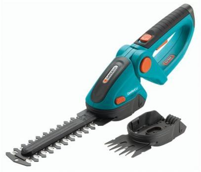 Аккумуляторные ножницы Gardena ComfortCut(8897)