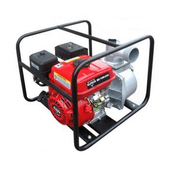 Бензиновая высоконапорная пожарная мотопомпа Elitech МБ 1000 Д 80
