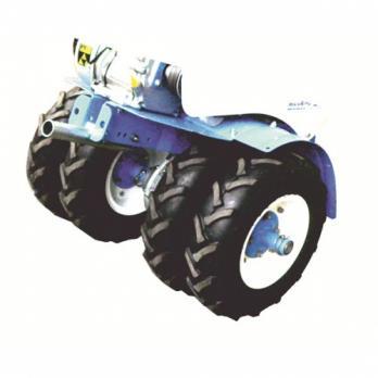 Комплект дополнительных транспортных колес 4.50-10; 005.68.1140