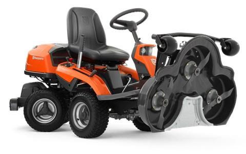 Газонный трактор (Райдер) Husqvarna R213C 9678466-01