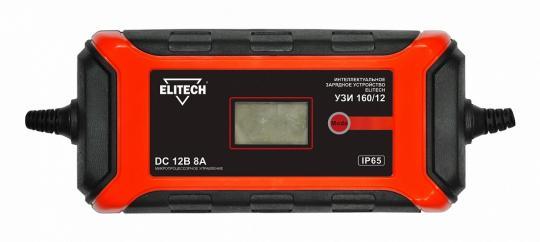 Зарядное устройство Elitech УЗИ 160/12