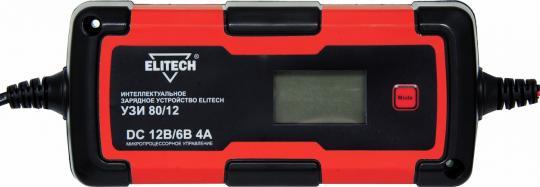 Зарядное устройство Elitech УЗИ 80/12