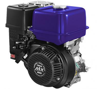 Двигатель Yamaha MX175