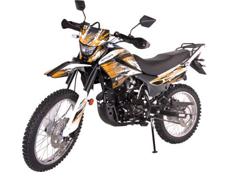 Мотоцикл Racer Panther RC300-GY8X (шлем и сборка в подарок)