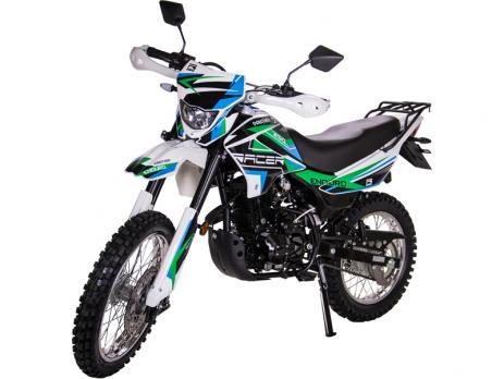 Мотоцикл Racer Panther RC250GY-C2 (шлем и сборка в подарок)