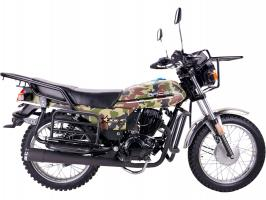 Мотоцикл Racer Tourist RC150-23A (шлем и сборка в подарок)_0