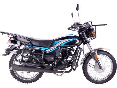 Мотоцикл Racer Tourist RC150-23A (шлем и сборка в подарок)