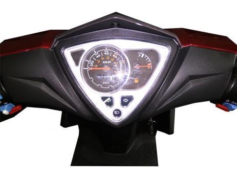 Скутер Racer Flame RC50QT-6F