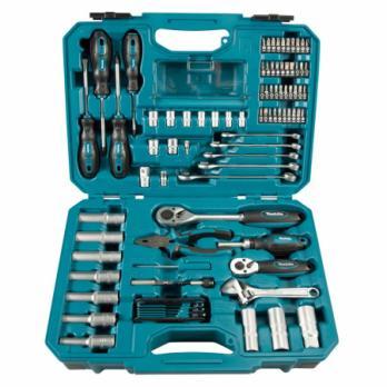 Набор ручного инструмента 87 предметов E-08458
