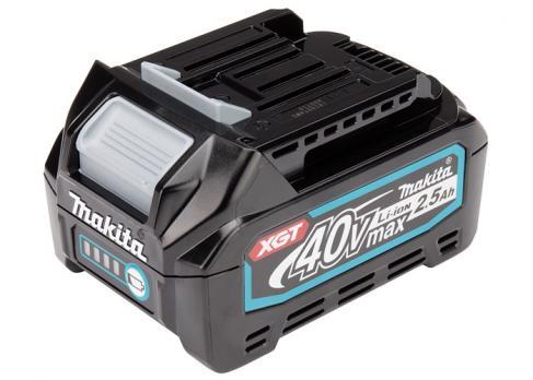 Аккумулятор Makita 191В36-3 ( BL4025 (XGT, 40В, 2.5Ач)
