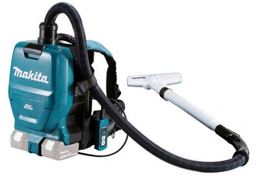 Аккумуляторный пылесос Makita DVC260Z