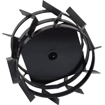 Колеса металлические широкие НЕВА КМШ (2 шт.)