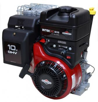 Двигатель Briggs&Stratton 10 л.с. гор. вал Intek I/C
